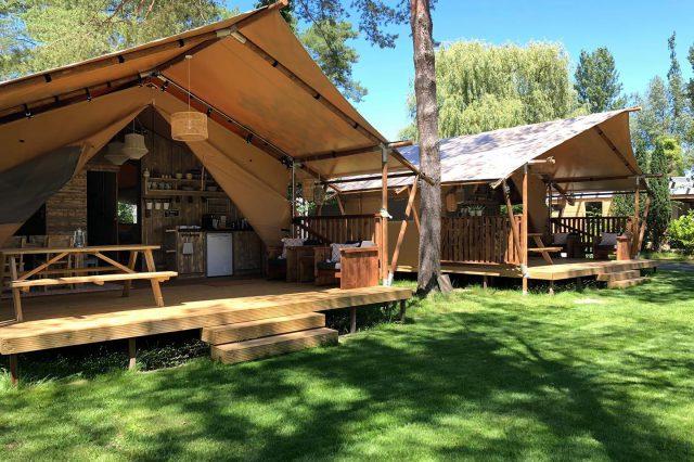 TCS Camping Flaach am Rhein